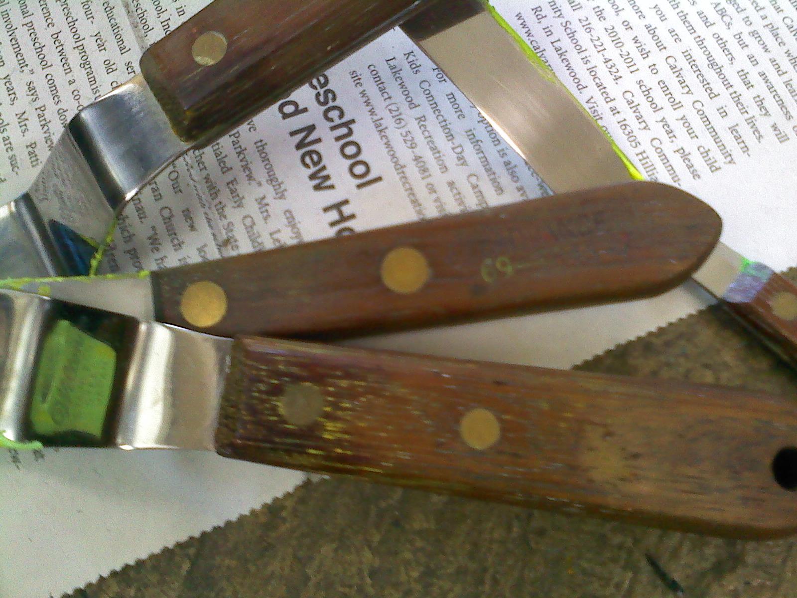 69 ink spatula